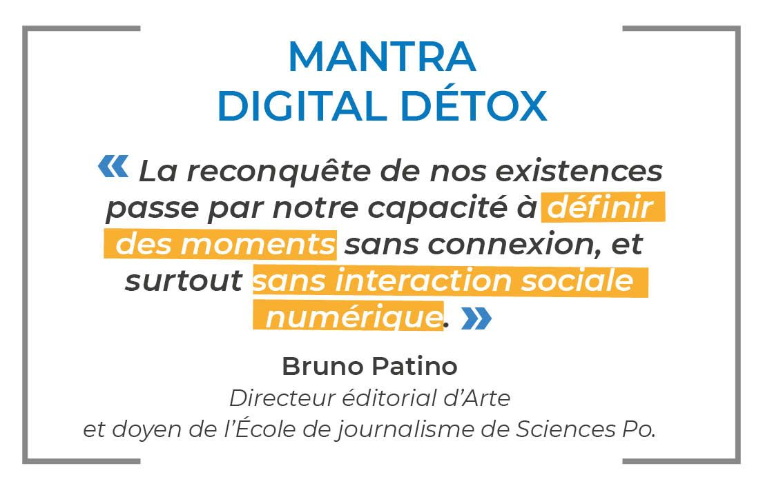 Mantra digital détox