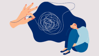 Psychotherapy and psychology help with depressive disorders.